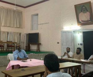 Political Theology by Rev. Dr. Y. T. Vinayaraj