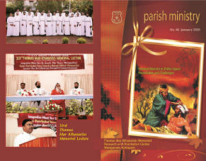 Parish Ministry Jan 2020