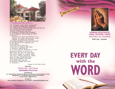 EVERY DAY with the WORD | Jul 2020 - Oct 2020